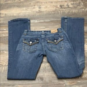 Rock and Roll Cowgirl cute jeans